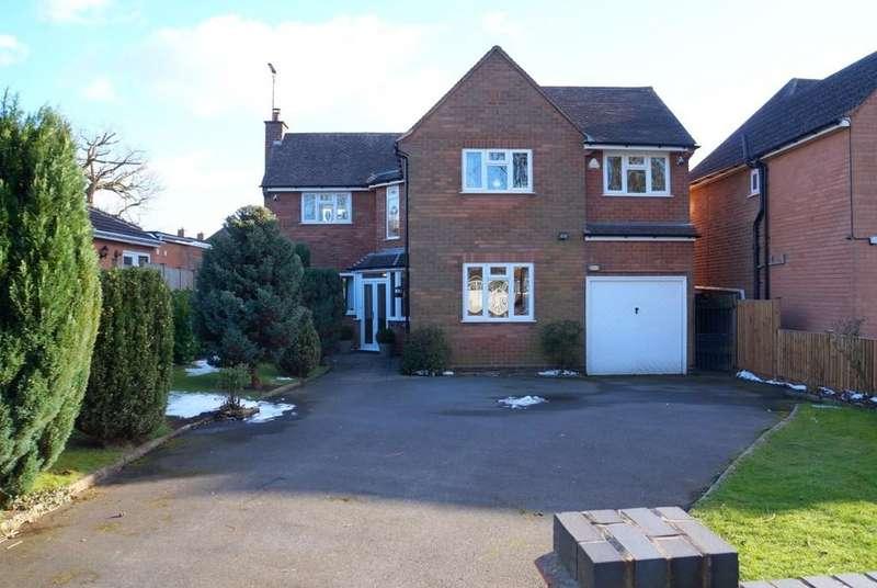 4 Bedrooms Detached House for sale in Mill Lane, Bentley Heath