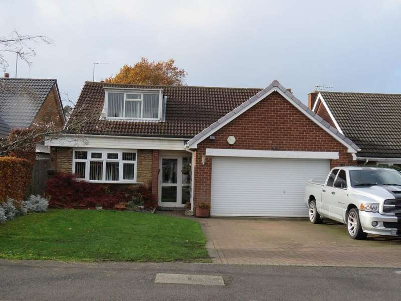 4 Bedrooms Detached Bungalow for sale in Monastery Drive, Solihull