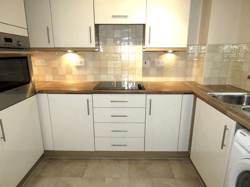 1 Bedroom Flat for sale in Grange Court, Warwick Road