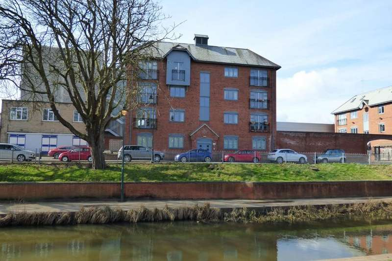 2 Bedrooms Apartment Flat for sale in Sotherby House, South Street, Stafford