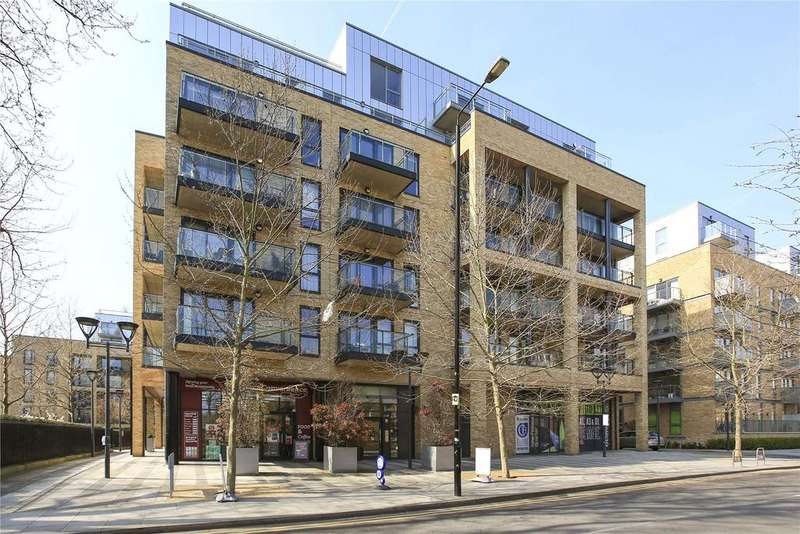 3 Bedrooms Flat for sale in Casson Apartments, 43 North Upper Street, London, E14