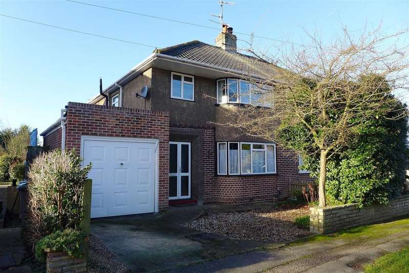 3 Bedrooms Semi Detached House for sale in Oaklands Way, Hildenborough