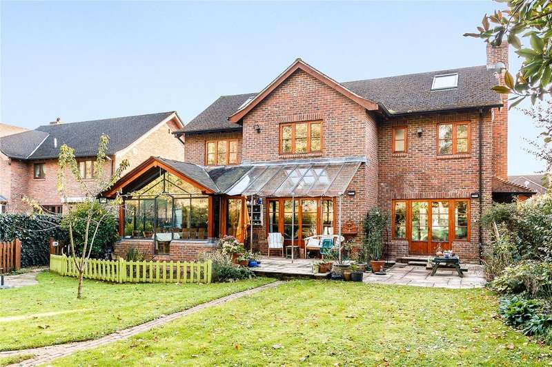 5 Bedrooms Detached House for sale in Frenchay Close, Frenchay, Bristol, BS16