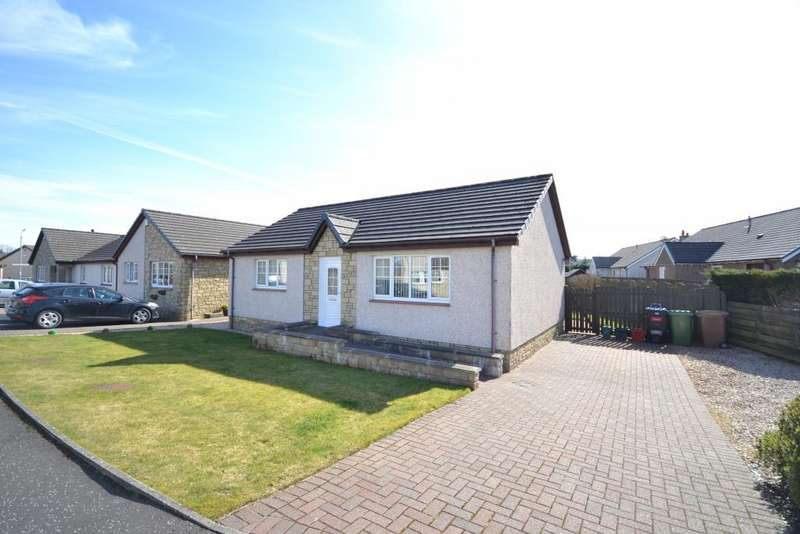 2 Bedrooms Detached Bungalow for sale in 4 Purclewan Crescent, Dalrymple, KA6 6HZ
