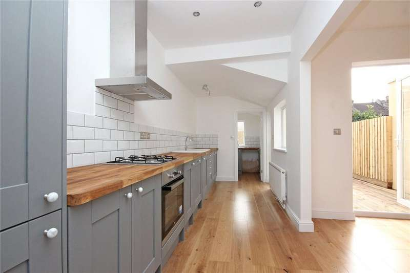 2 Bedrooms Terraced House for sale in Tudor Road, Greenbank, Bristol, BS5