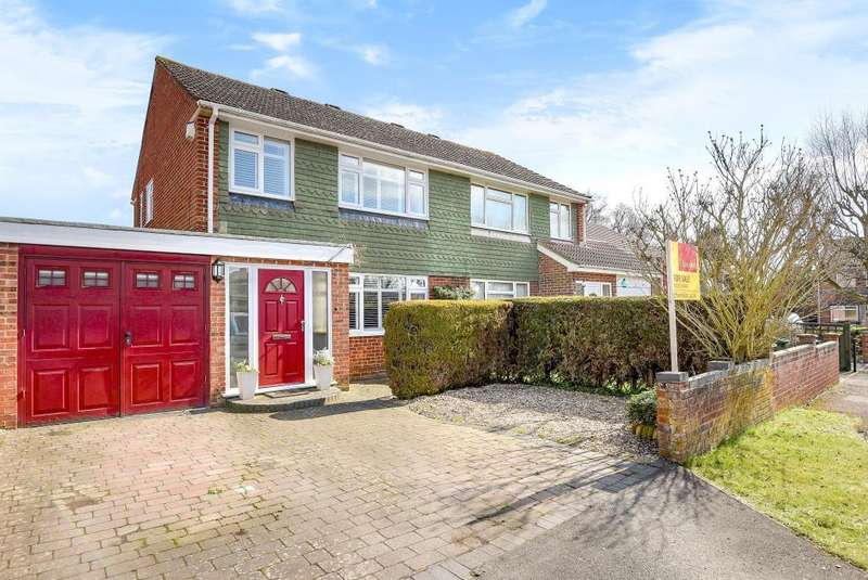 3 Bedrooms House for sale in Parkside Road, Thatcham, RG18