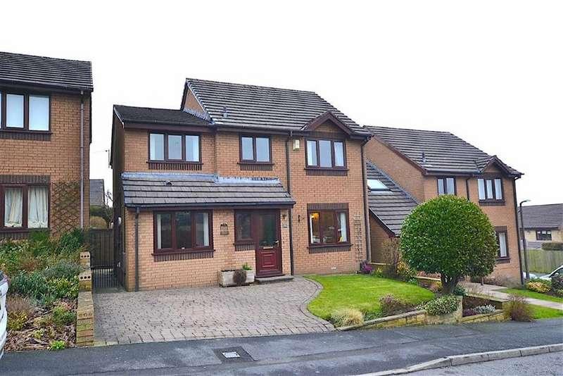 4 Bedrooms Detached House for sale in The Chase, Burnley, Lancashire