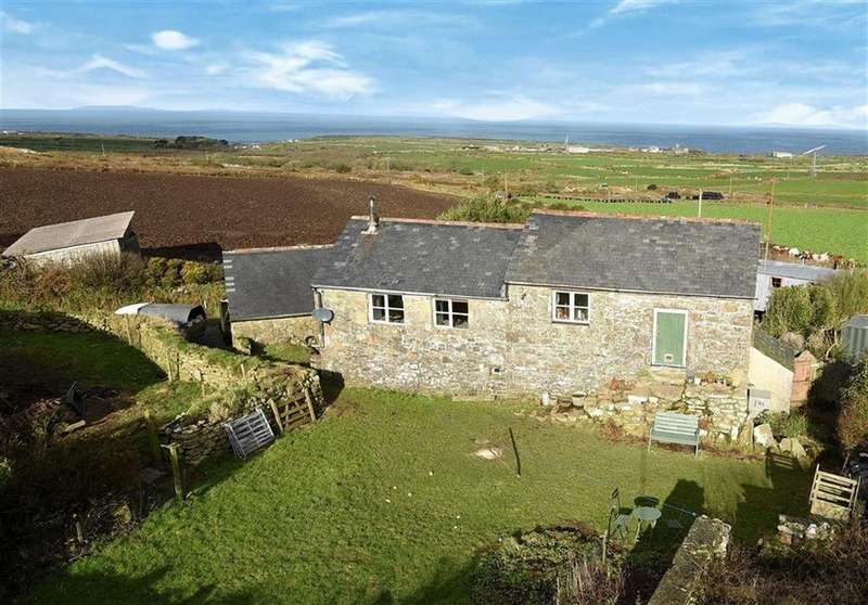 2 Bedrooms Detached House for sale in Morvah, Morvah, Penzance, Cornwall, TR19