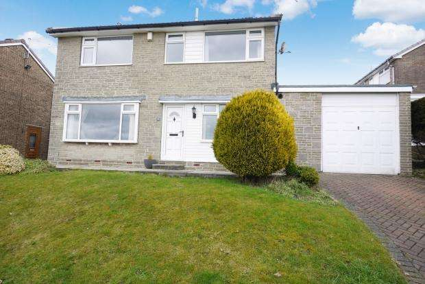 3 Bedrooms Detached House for sale in Long Ridge Brighouse
