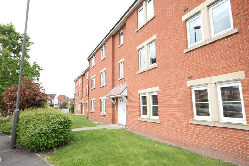 2 Bedrooms Apartment Flat for sale in Humber Street, Hilton, Derby