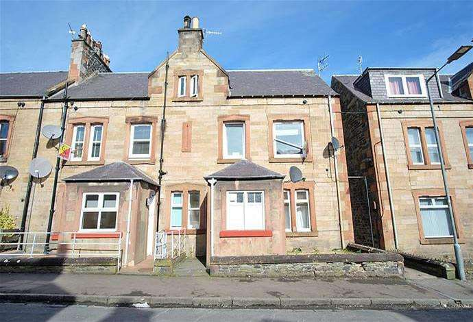 3 Bedrooms Flat for sale in 72 Meigle Street, Galashiels, TD1 1LU