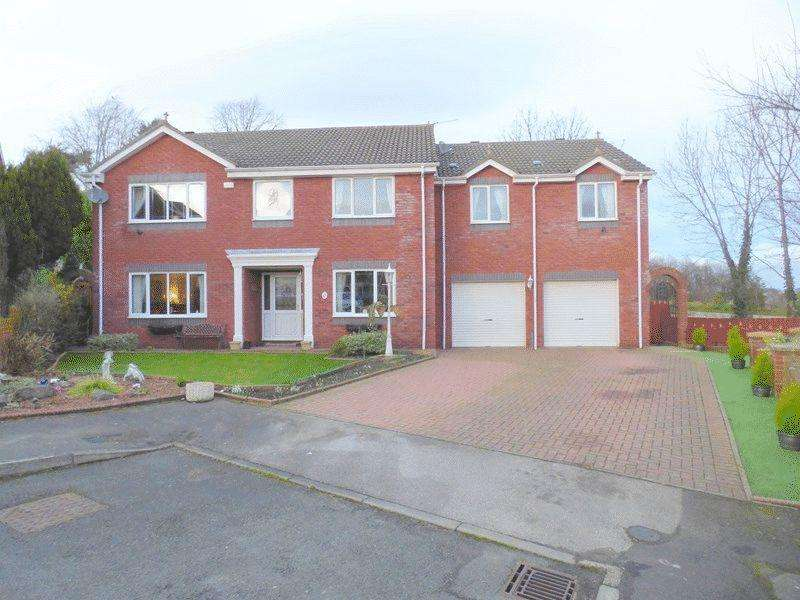 5 Bedrooms Detached House for sale in The Copse, Bishop Auckland