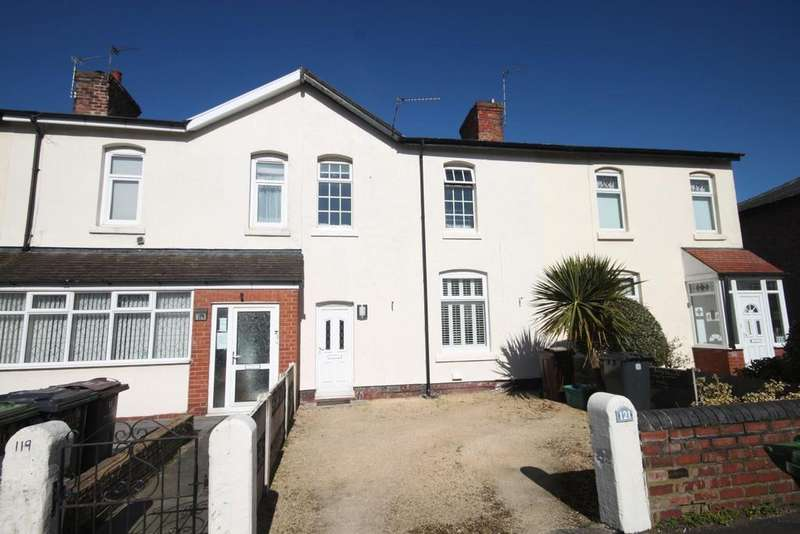 3 Bedrooms Terraced House for sale in Milton Street, Southport