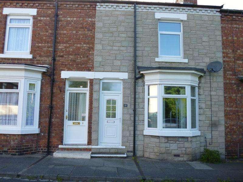 2 Bedrooms Terraced House for sale in Drury Street, Darlington