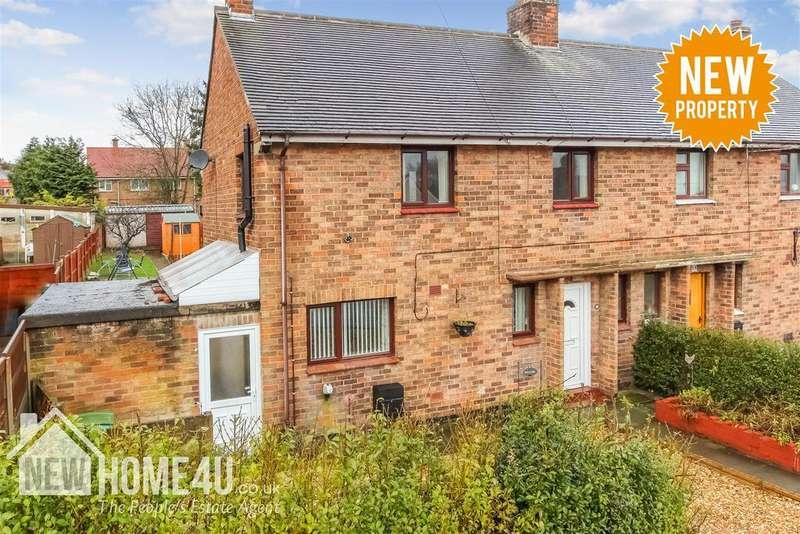 3 Bedrooms Semi Detached House for sale in Heol Cadfan, Coedpoeth, Wrexham