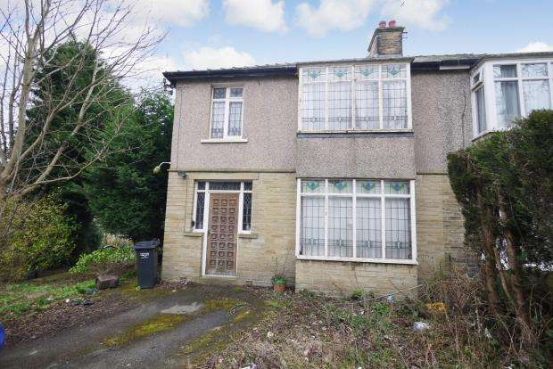 3 Bedrooms Semi Detached House for sale in Castle Avenue Rastrick Brighouse