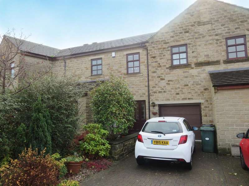 3 Bedrooms Town House for sale in Monkmans Wharf, Silsden , Keighley BD20