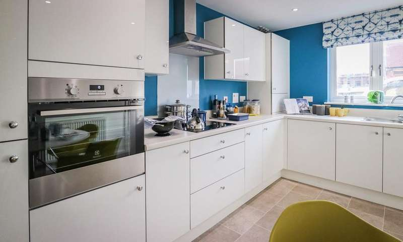 3 Bedrooms Semi Detached House for sale in The Dart, Expression, Pinhoe
