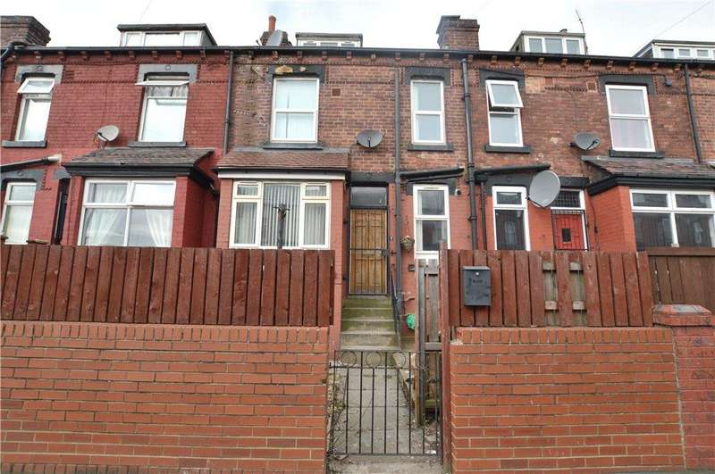 2 Bedrooms Terraced House for sale in Compton Crescent, Harehills, Leeds