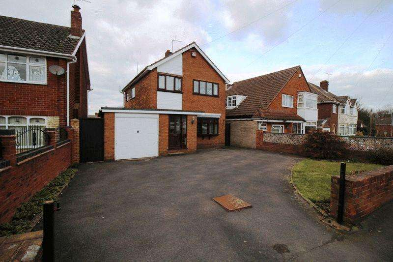 3 Bedrooms Detached House for sale in The Paddock, Bilston