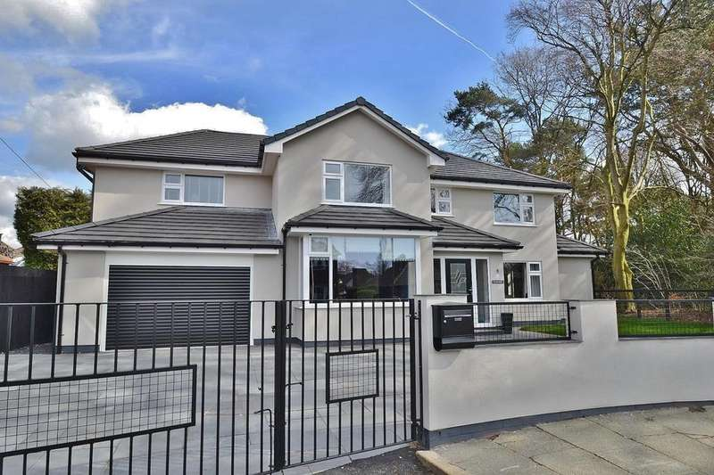 5 Bedrooms Detached House for sale in Verdure Avenue, Brooklands, Sale