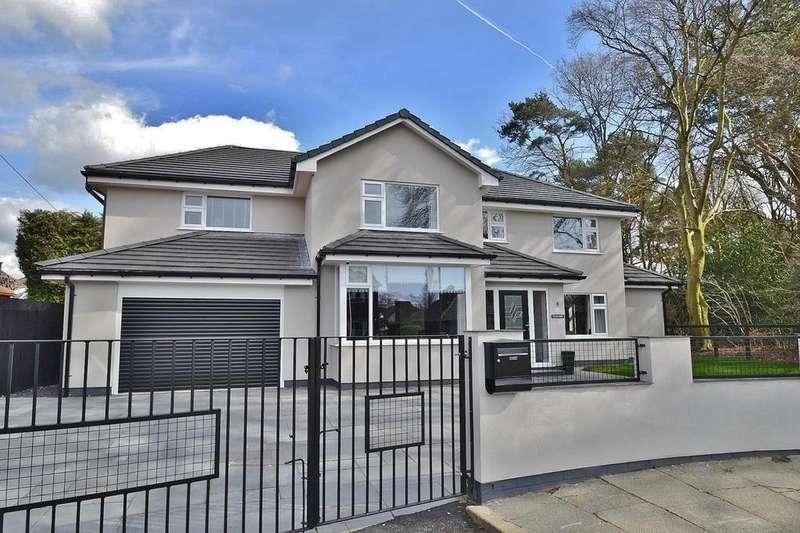 5 Bedrooms Detached House for sale in Verdure Avenue, Brooklands, Sale