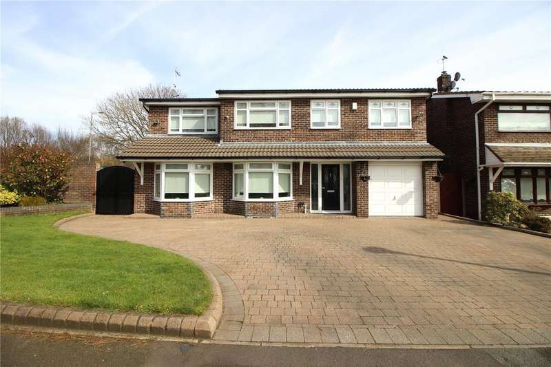 4 Bedrooms Detached House for sale in Millom Grove, Liverpool, Merseyside, L12