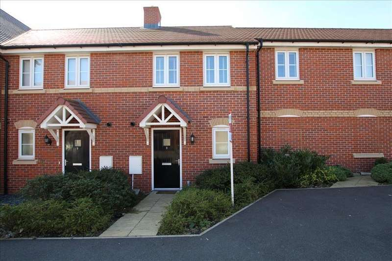 2 Bedrooms Terraced House for rent in Pople Road, Biggleswade, SG18