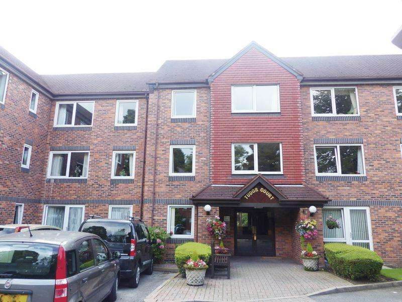 1 Bedroom Retirement Property for sale in Tudor Court, Midland Drive, Sutton Coldfield