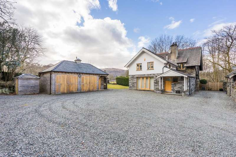 3 Bedrooms Semi Detached House for sale in Pull Woods, Ambleside