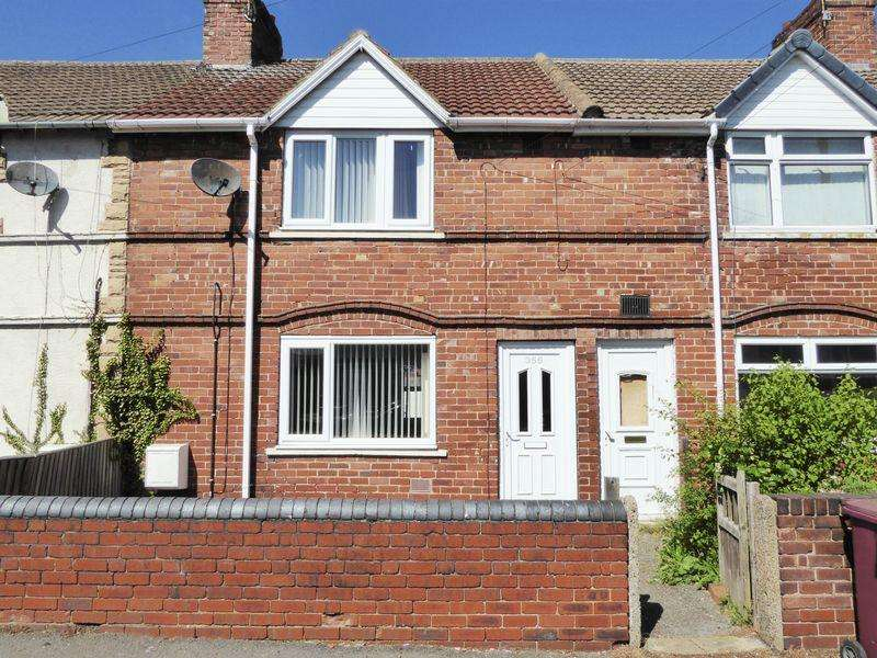 3 Bedrooms Terraced House for sale in Mary Street, Langwith, Mansfield