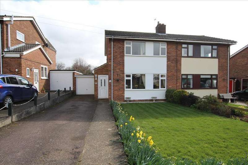 3 Bedrooms Semi Detached House for sale in Chapman Close, Potton, SG19