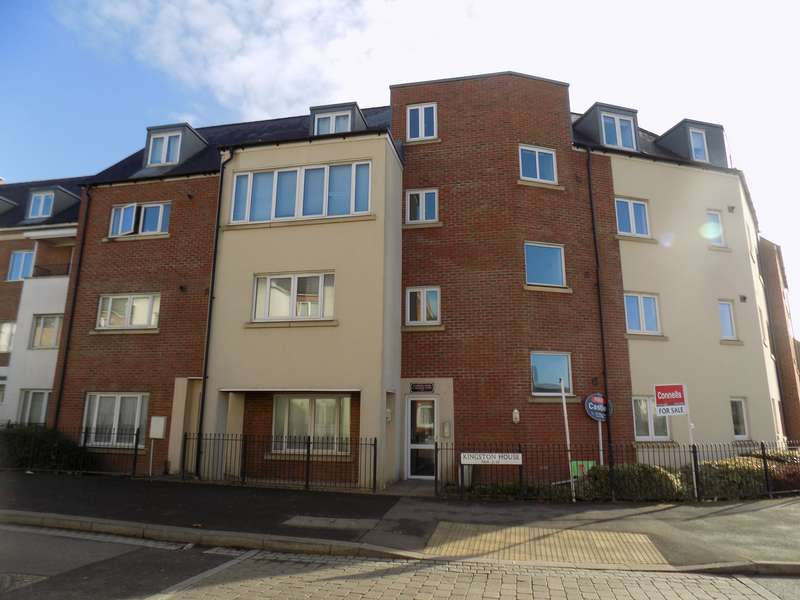 2 Bedrooms Property for sale in Flat 2, Kingston House,