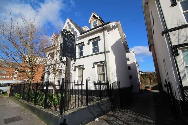 2 Bedrooms Flat for sale in Aigburth Vale, Liverpool, L17