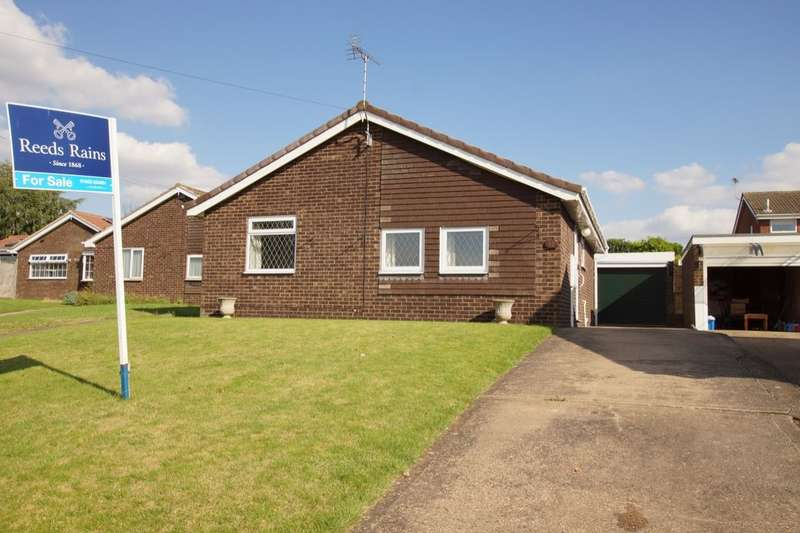 2 Bedrooms Detached Bungalow for sale in Kettleby View, Brigg, DN20