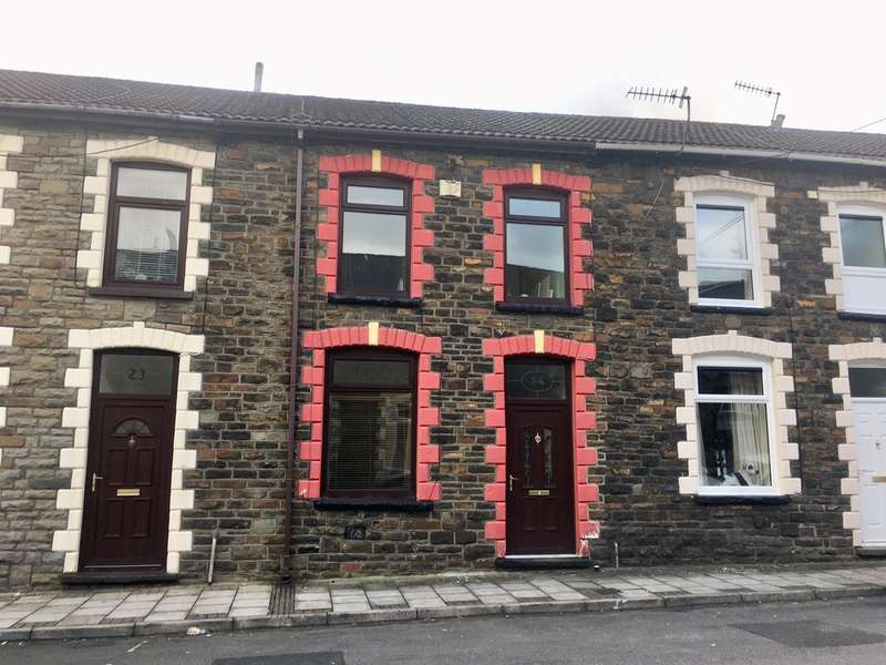 3 Bedrooms Terraced House for sale in Whitting Street, Porth