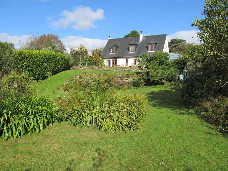 3 Bedrooms Detached House for sale in Gorran Haven, Cornwall