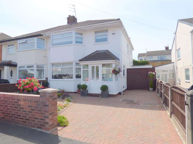 3 Bedrooms Semi Detached House for sale in Lilac Grove, Huyton, Liverpool