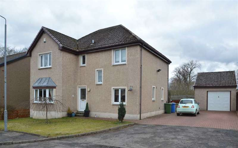 5 Bedrooms Detached House for sale in Alison Drive, Carnwath