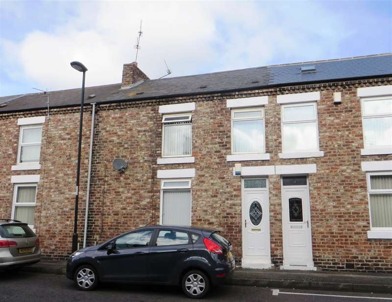 2 Bedrooms Terraced House for sale in Johnson Street, Newcastle upon Tyne