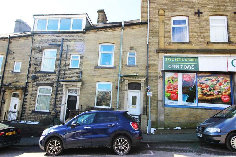 2 Bedrooms Terraced House for sale in Albert Road, Sowerby Bridge