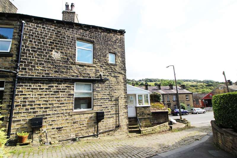 1 Bedroom End Of Terrace House for sale in Small Lees Road, Ripponden, Sowerby Bridge