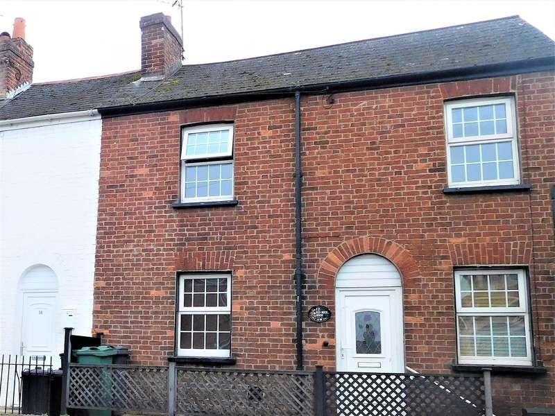 3 Bedrooms Terraced House for sale in East Wonford Hill, Heavitree, Exeter