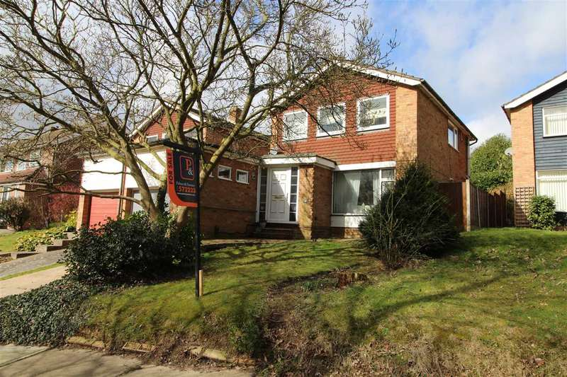 3 Bedrooms Link Detached House for sale in Booth Avenue, Colchester