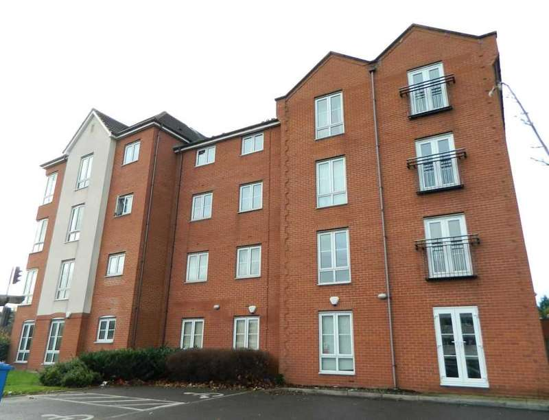 2 Bedrooms Apartment Flat for sale in Bordesley Green East, Stechford, Birmingham