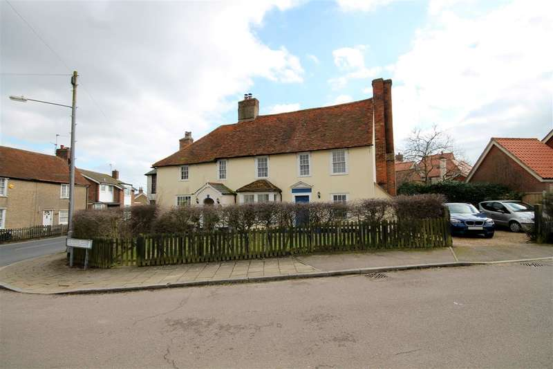 4 Bedrooms House for sale in Spring Road, St Osyth