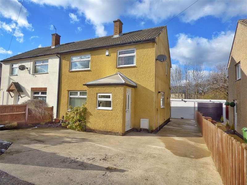 3 Bedrooms Semi Detached House for sale in Grosvenor Road, Dalton, Huddersfield, HD5