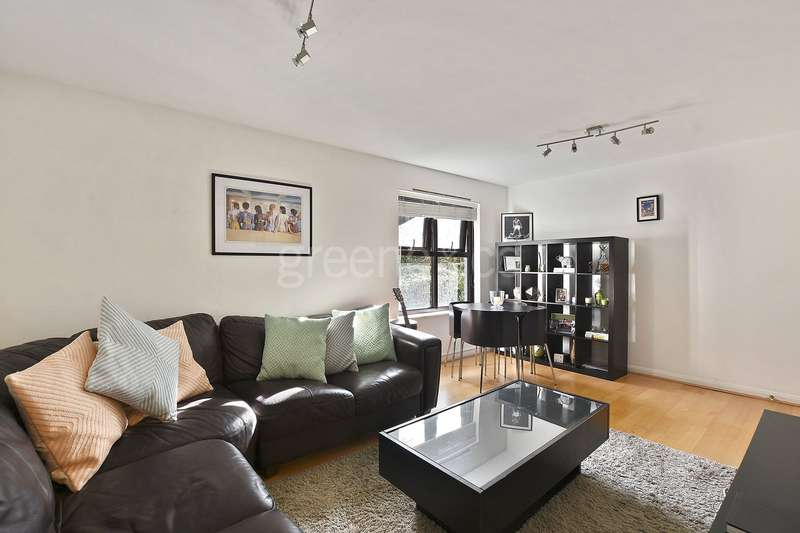 2 Bedrooms Flat for sale in St. Crispins Close, Hampstead Heath, London, NW3