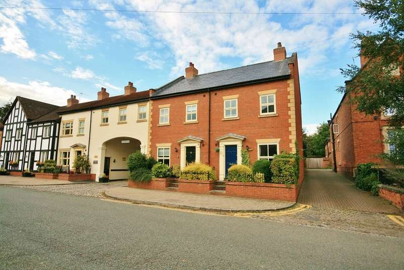 3 Bedrooms Property for rent in Kings Court, Welsh Row, Nantwich CW5