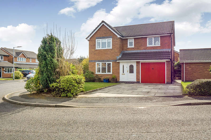 4 Bedrooms Detached House for sale in Highmeadow, Radcliffe, Manchester, M26